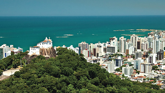 Imagem ilustrativa de Vila Velha. O Centro de Sismologia da USP detectou um tremor de 3.4 magnitudes às 16h54 UTC no dia 17 de outubro. Crédito da foto: Prefeitura Municipal de Vila Velha.