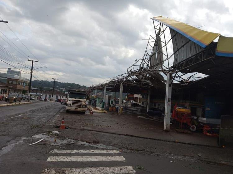 Crédito: Defesa Civil de Santa Catarina