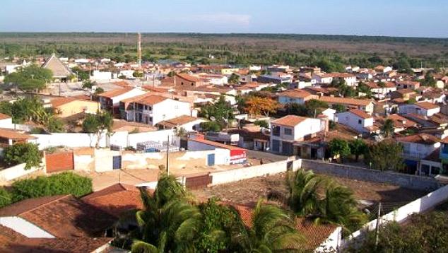 Imagem ilustrativa de Chorozinho, no norte do Ceará. Município registrou três tremores de terra esta semana. Crédito: Demir Alves/portal férias